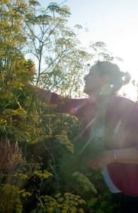 Greta and fennel