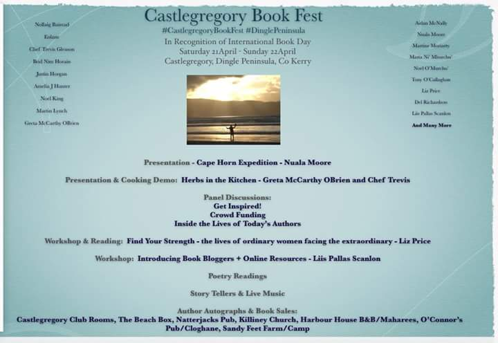 castlegregory book fest